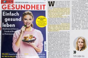 Reha Solln in Focus Gesundheit
